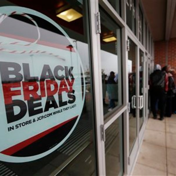 Black Friday Sales, Shoppers, J.C. Penny_358254