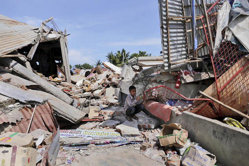 Indonesia Earthquake_365459