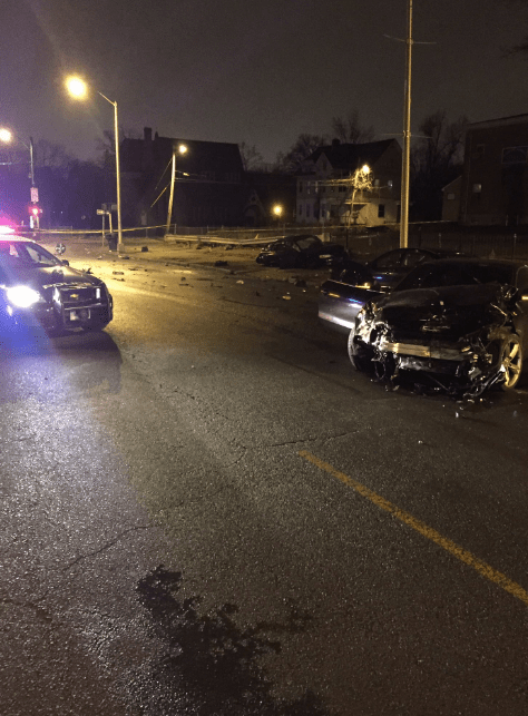 Hartford PD investigate fatal accident on Main Street