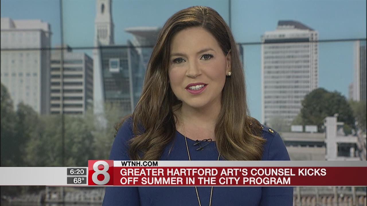Blues festival kicks off Hartford summer arts program