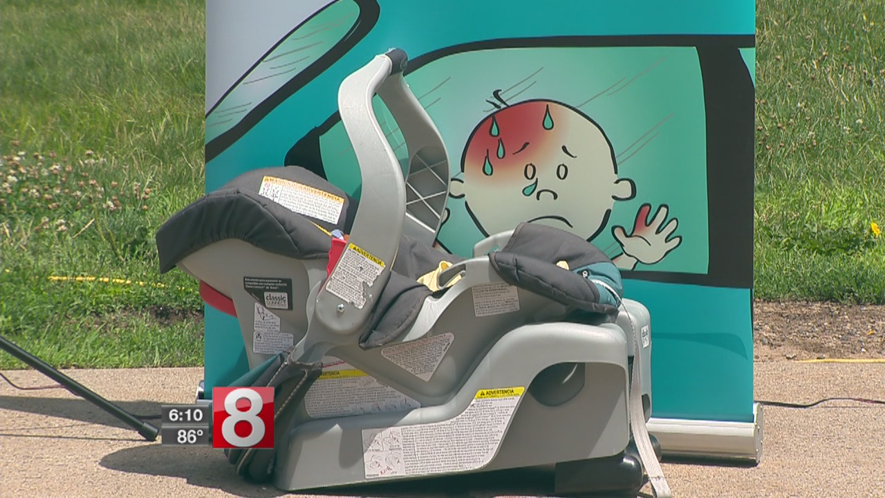 Senator Blumenthal announces bill to prevent child hot car deaths