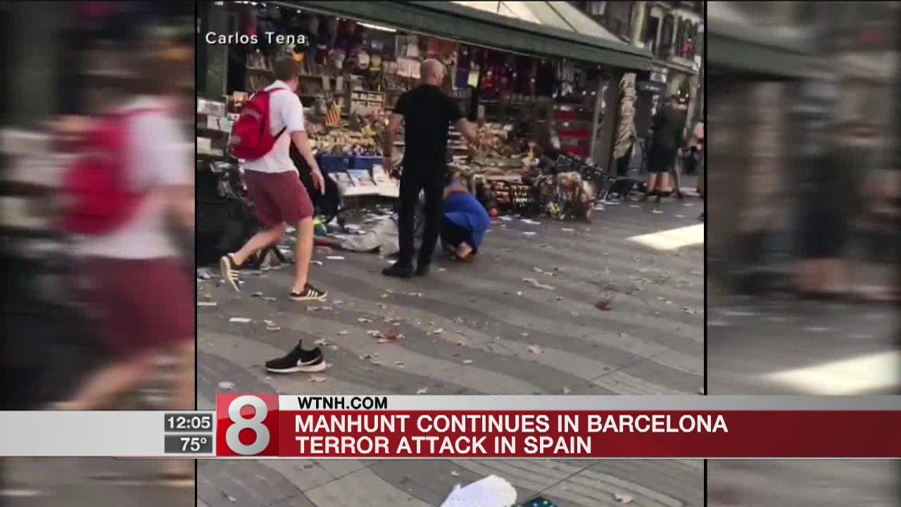 1 American killed, 1 injured in Spain attacks