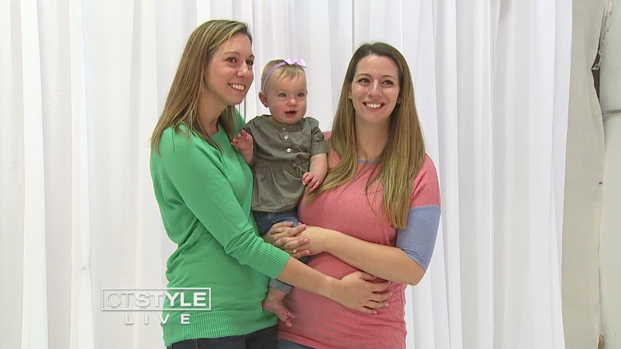 Connecticut Photographer Helps Sisters Celebrate _Rainbow Babies__541400