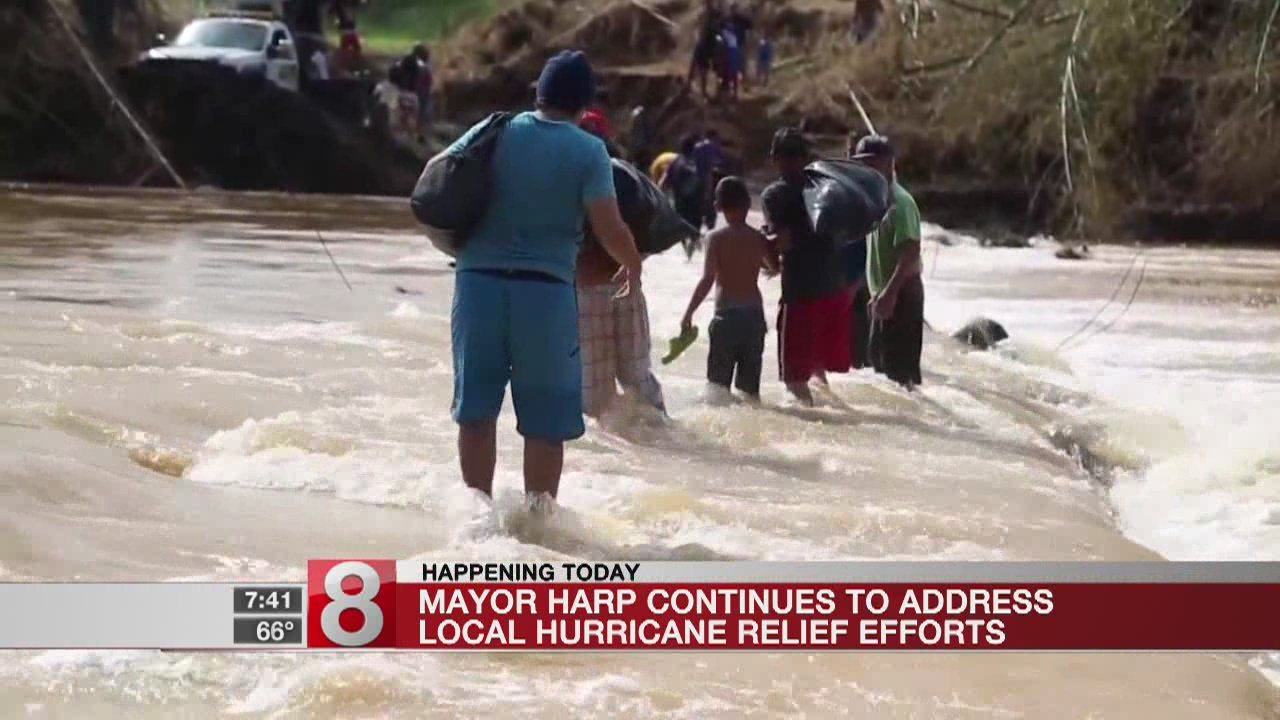 Fundraiser held in New Haven for Puerto Rico hurricane relief