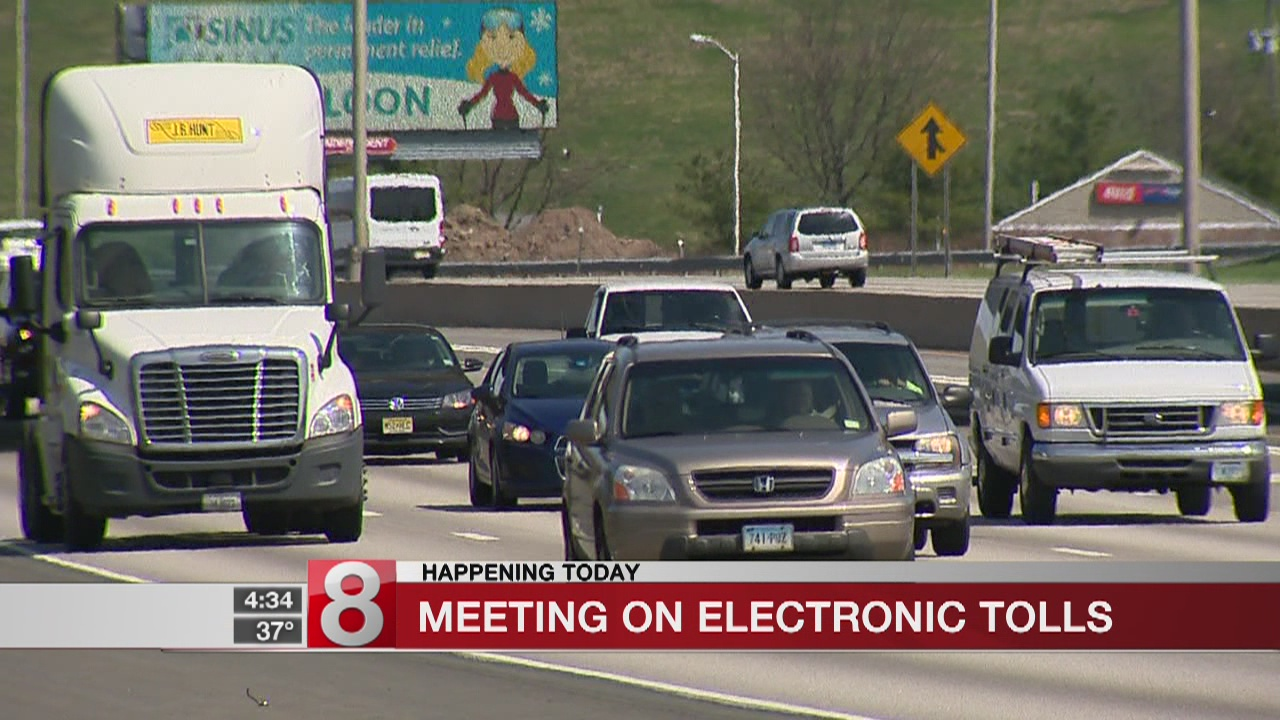 Lawmakers to discuss electronic tolls