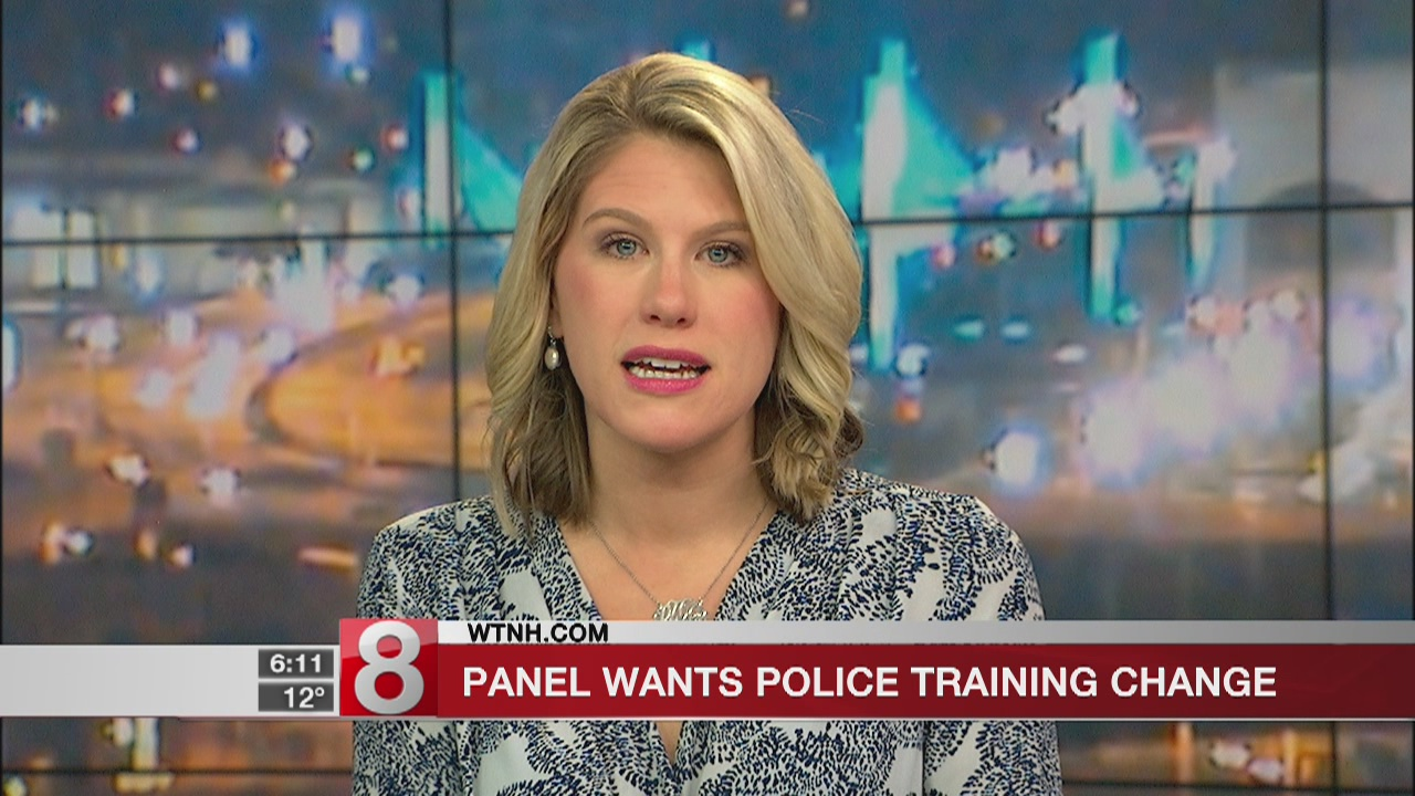 Less like boot camp? Connecticut mulls cop training chang