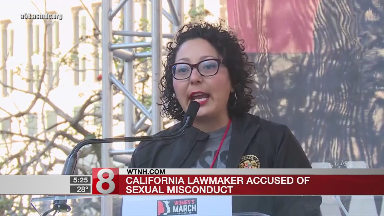 Outspoken California #MeToo advocate accused of misconduct