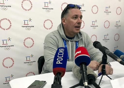 Pyeongchang Olympics Russian Rules_617788