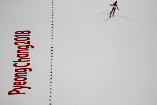 Pyeongchang Olympics Ski Jumping Men_617804