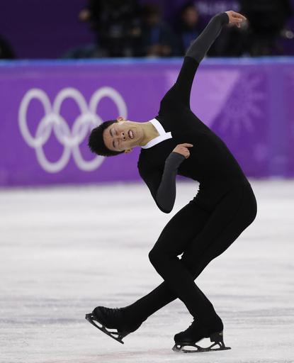 Pyeongchang Olympics Figure Skating Men_624700