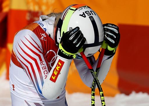 Pyeongchang Olympics Alpine Skiing_624781