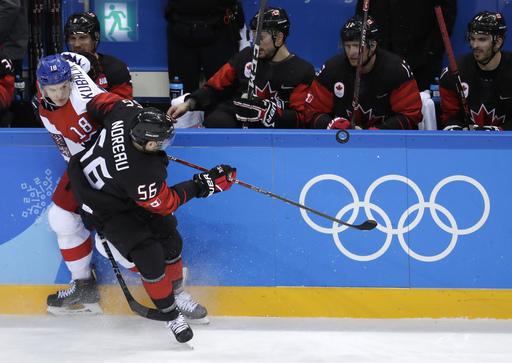 Pyeongchang Olympics Ice Hockey Men_624870