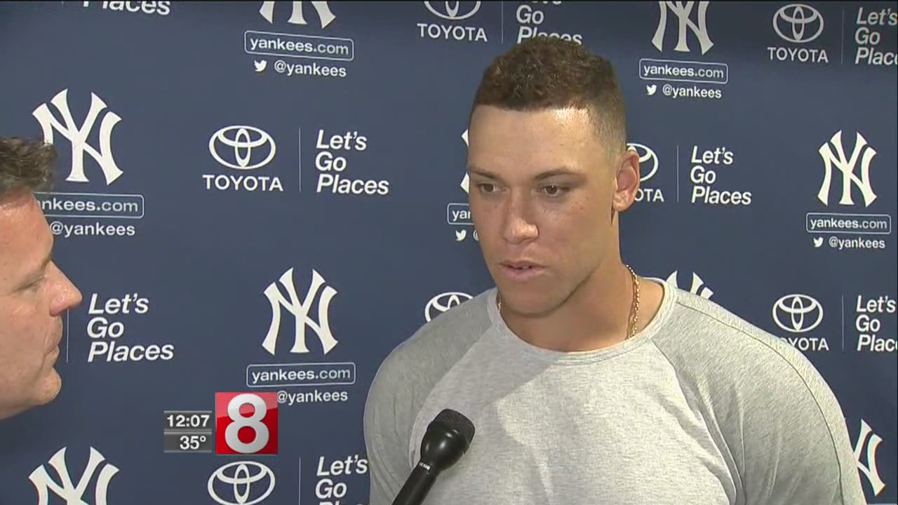 Aaron Judge Yankees_637804