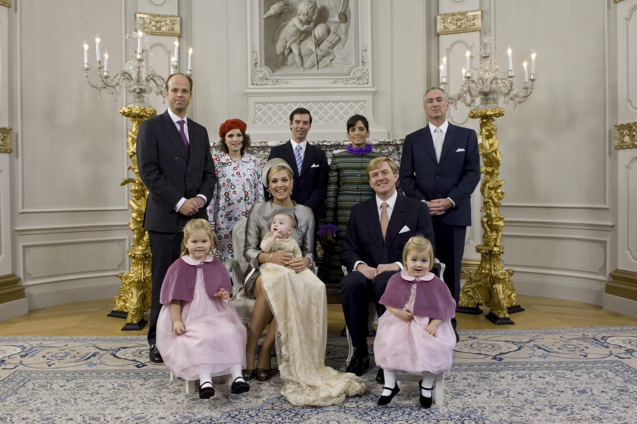 Netherlands Argentina Obit Queen's Sister_1528460579490
