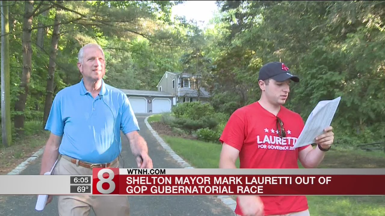 Lauretti considers gubernatorial run as Independent after petition effort falls short