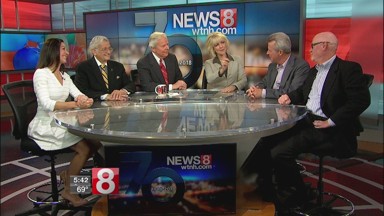 News 8 alumni come back to help us celebrate 70 years - Part 2