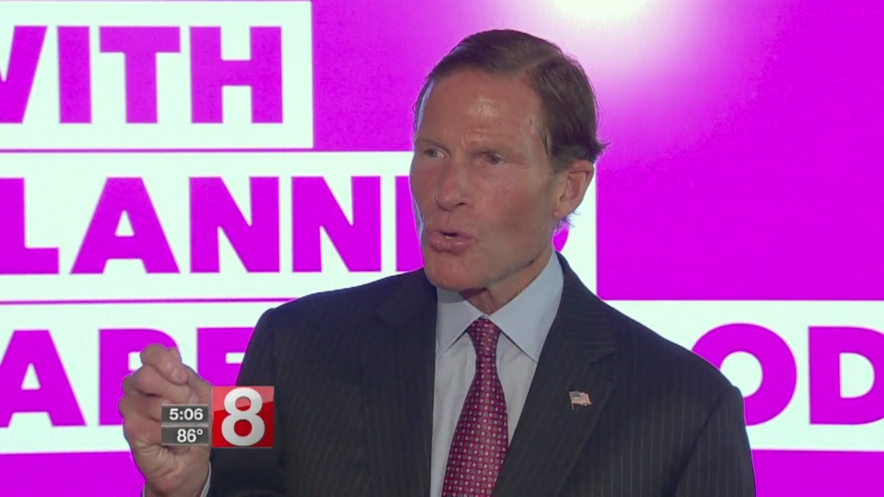 Blumenthal speaks on retirement of Supreme Court Justice Anthony Kennedy