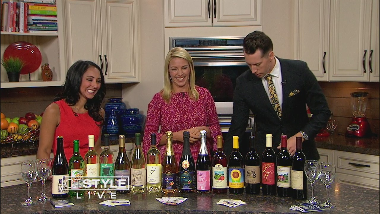 In The Bender Kitchen: Bishop's Orchards tells you about the Shoreline Wine Festival