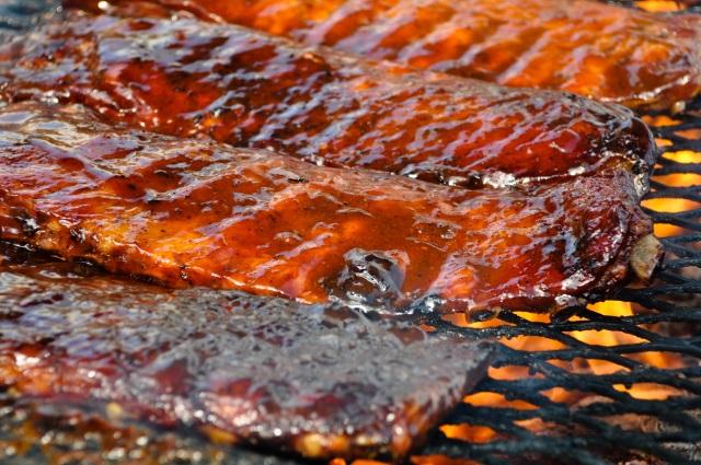 barbecue bbq ribs_113284