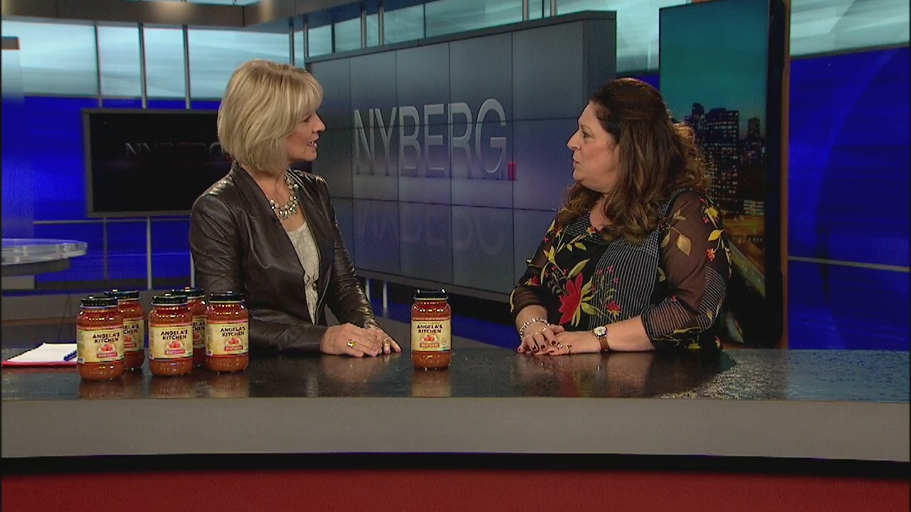 Connecticut mom decides to bottle family sauce recipe