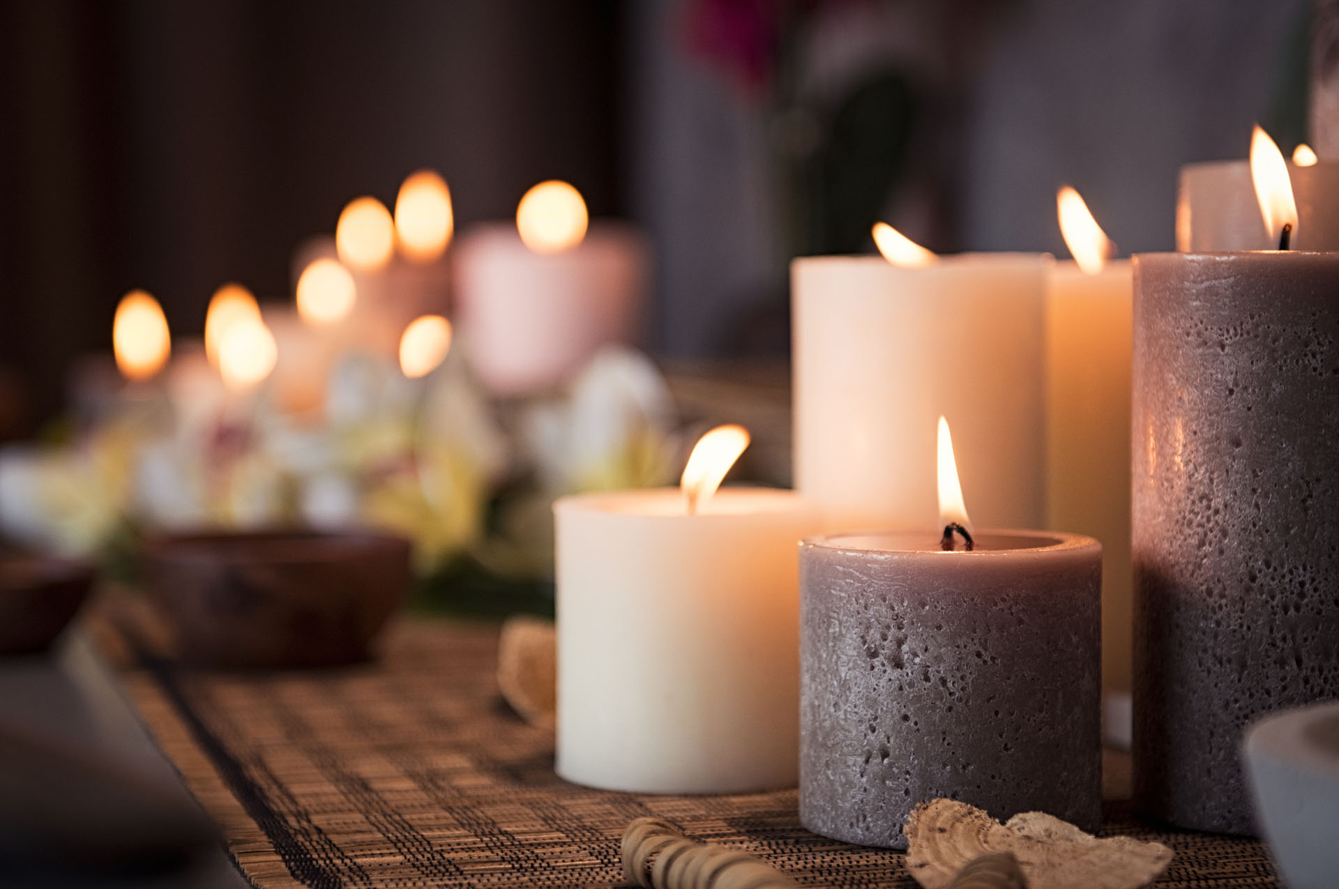 Spa Candles