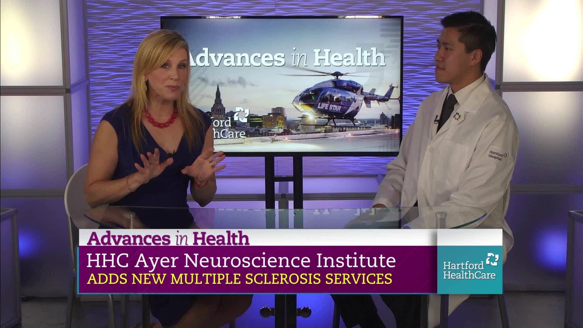 Advances in Health: Adds New Multiple Sclerosis Services
