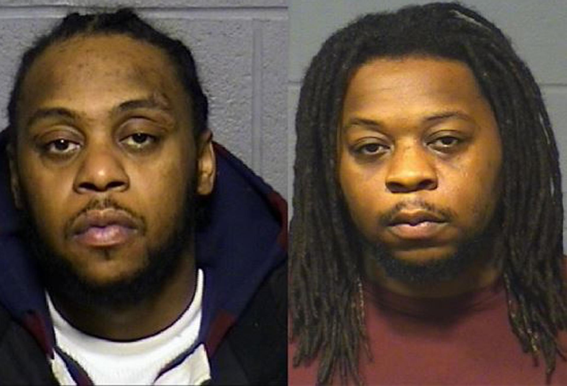 Convicted felons arrested in Hartford drug factory bust