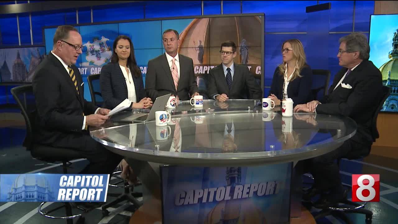Capitol Report 'After Hours:' ACLU's David McGuire discusses criminal justice reform