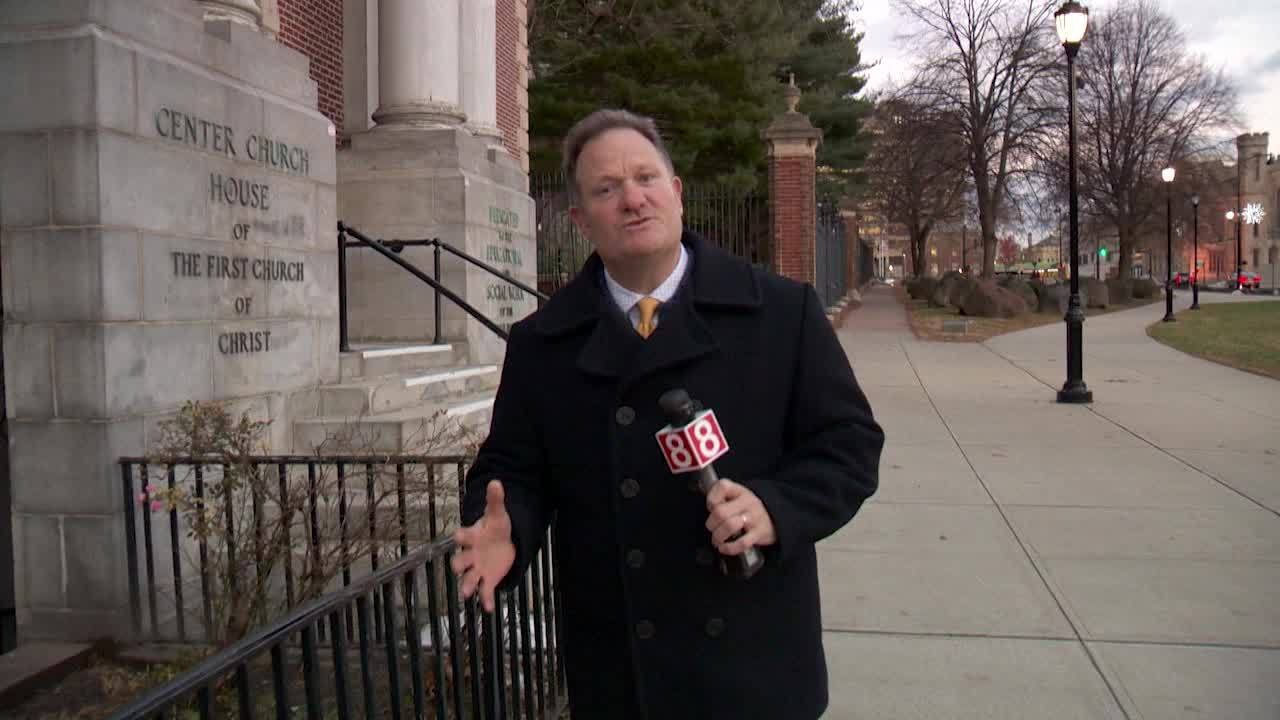 Web Extra: Frigid cold especially dire for the homeless in CT