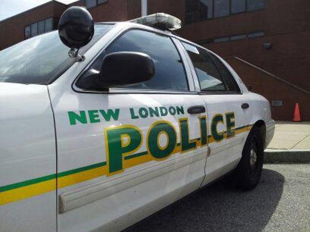 New London police cruiser generic