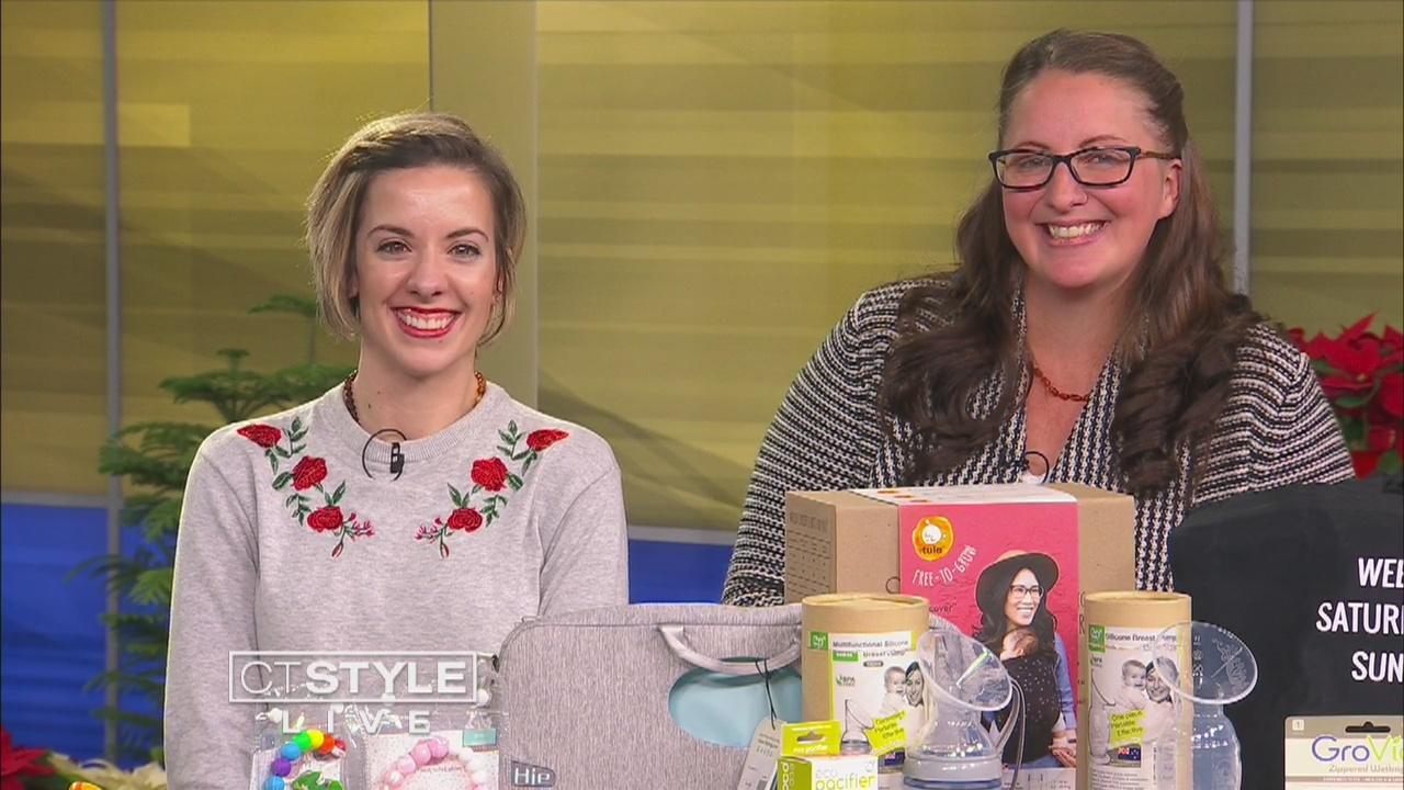 Mommy Mondays: Nurture Nest has gift guide for new mothers
