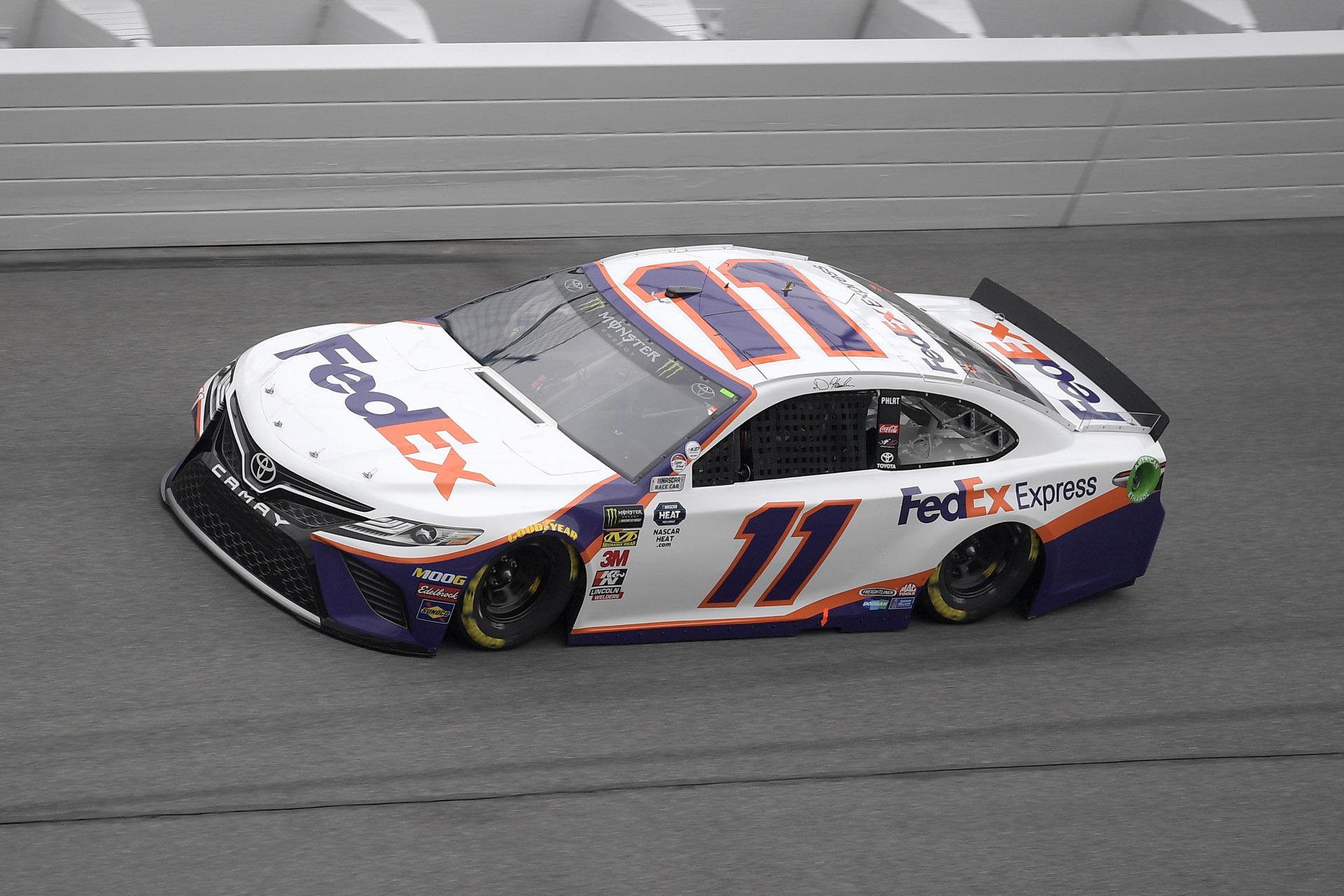 NASCAR Daytona 500 Auto Racing_1550450081323