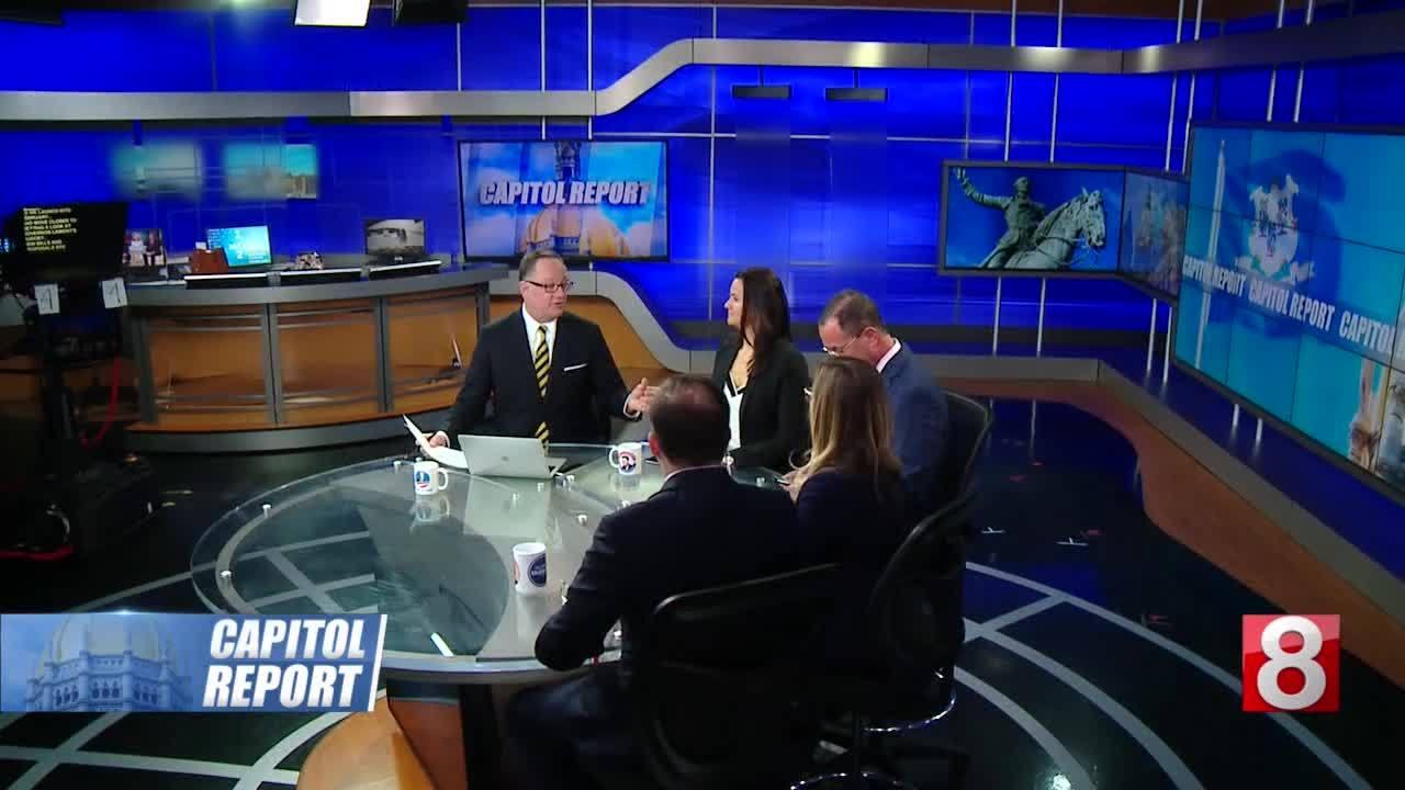 Capitol Report: Gov. Lamont's economic growth plan feat. Chief Political Correspondent Mark Davis