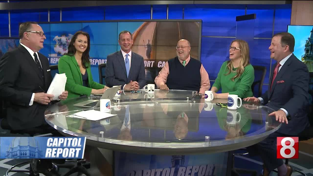 Capitol Report 'After Hours:' Jim Cameron discusses Connecticut's transportation system