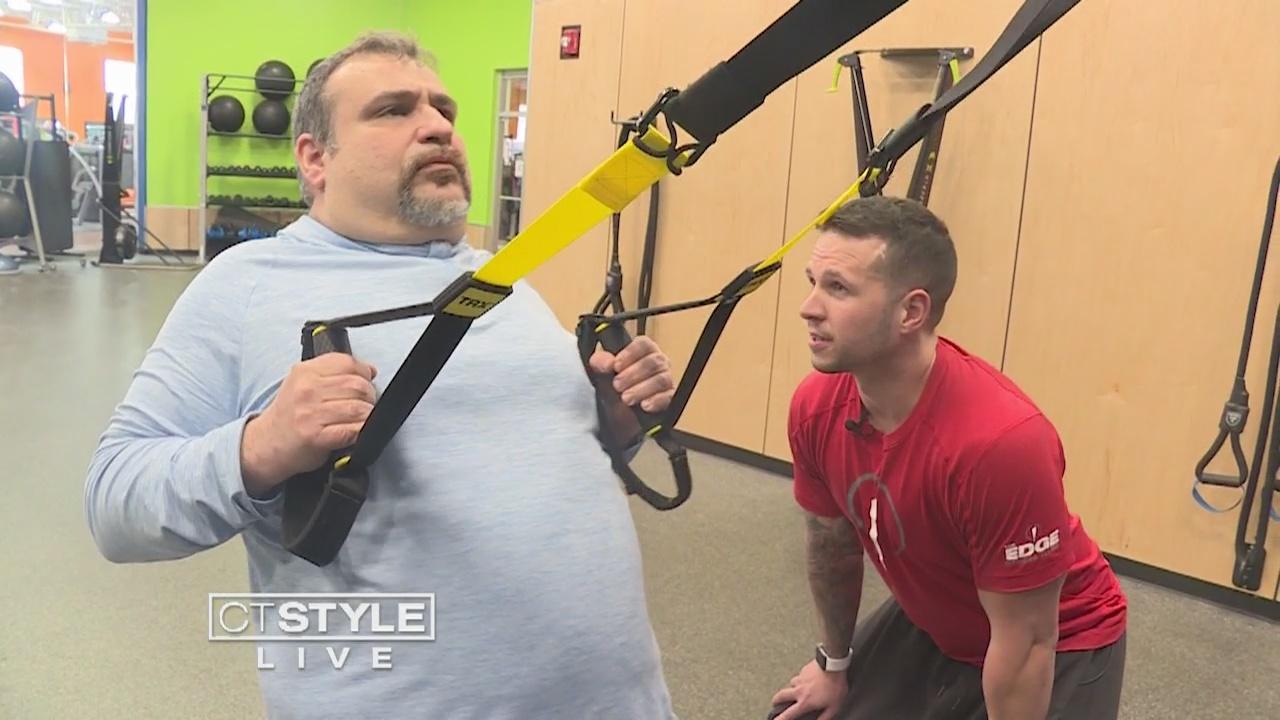 Edge Fitness Weight Loss Spotlight: Hernan Illingworth