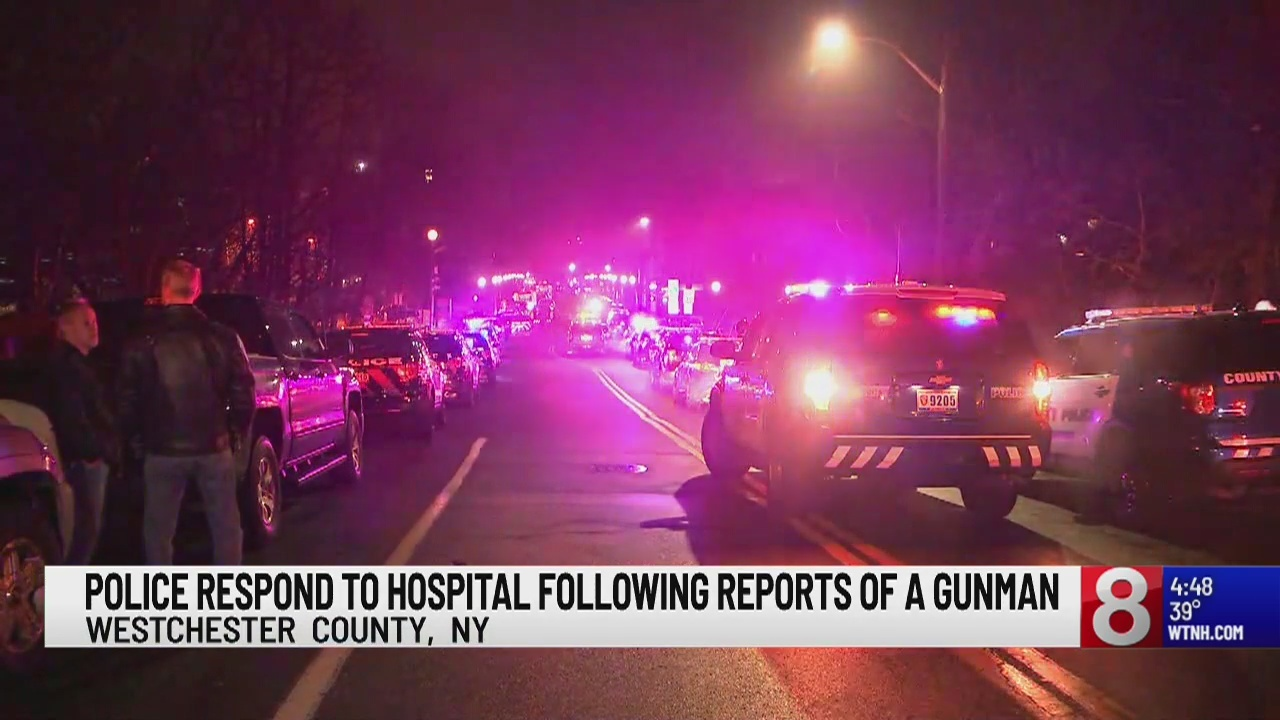 False alarm prompts massive police presence at NY hospital