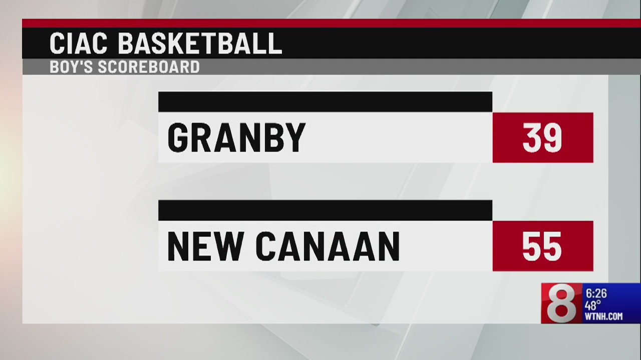 New Canaan boys basketball wins first title since 1962