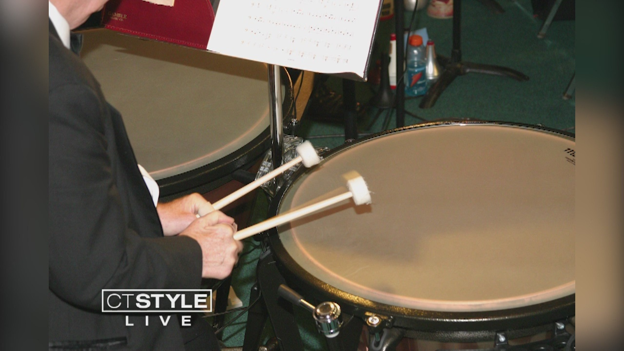 Nutmeg Symphonic Pops Orchestra hosts concert this weekend