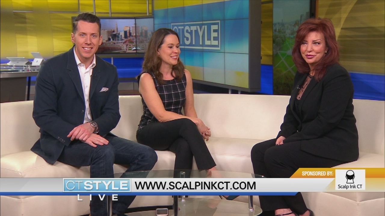 Scalp Ink CT helps Connecticut residents with hair loss solutions