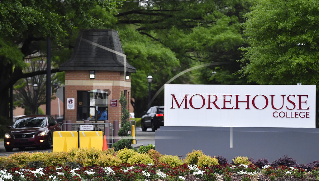 Morehouse College Transgender_1555321911611