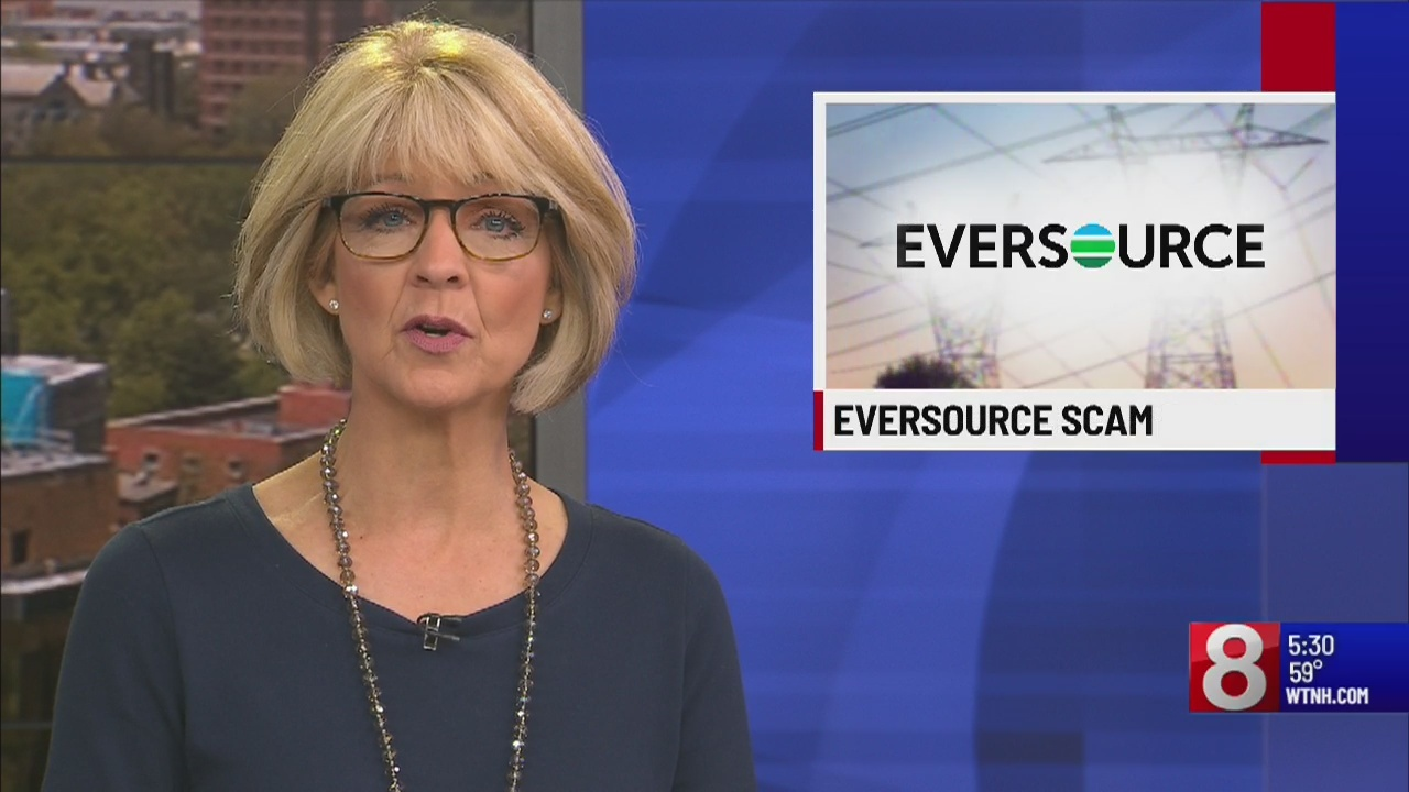 Eversource warns customers about money-wiring scam