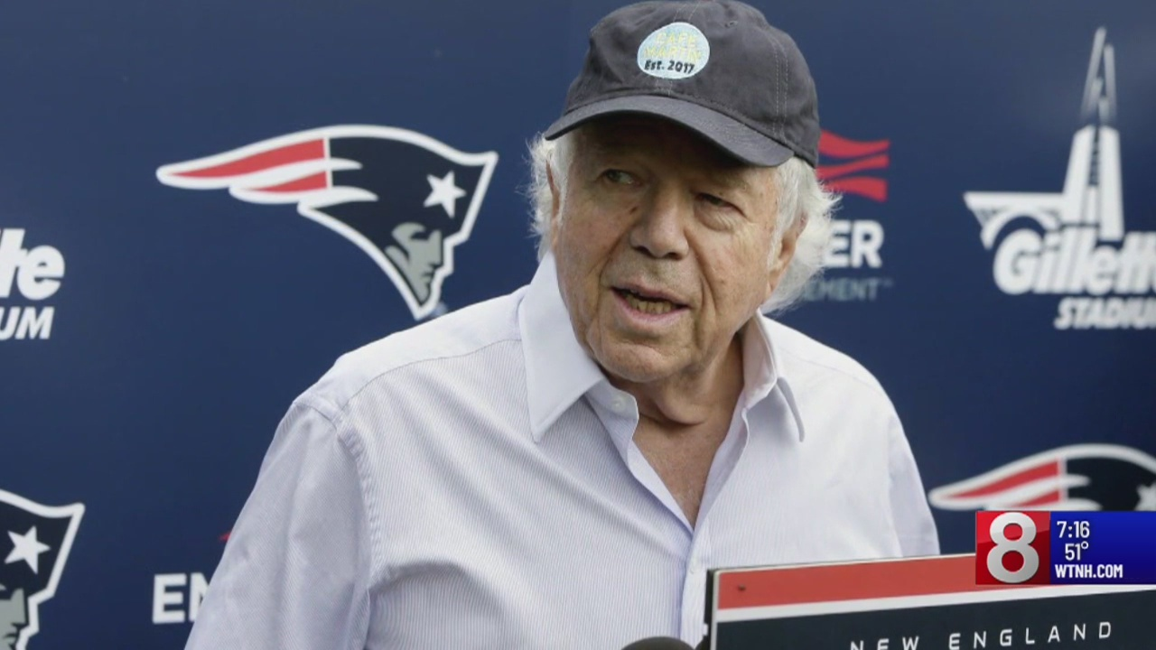 Lawyer: Video of sex act invades Robert Kraft's privacy