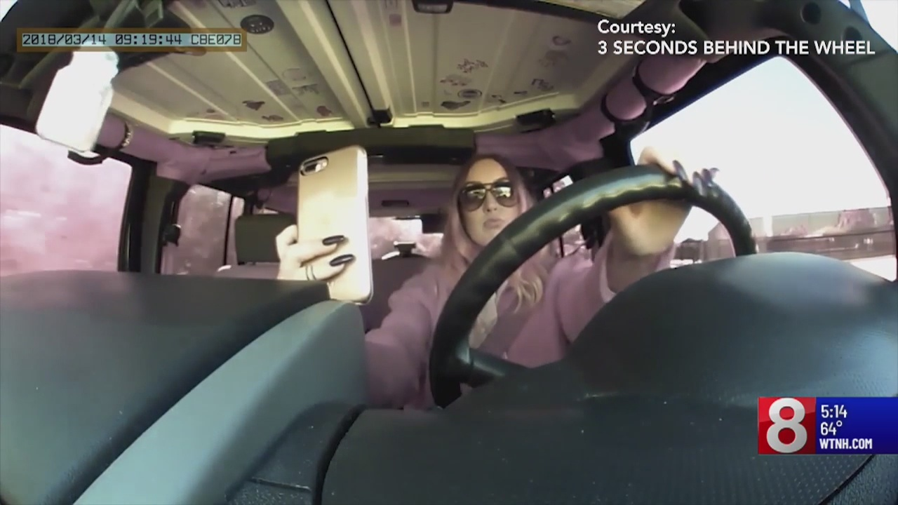 Local documentary focuses on distracted driving