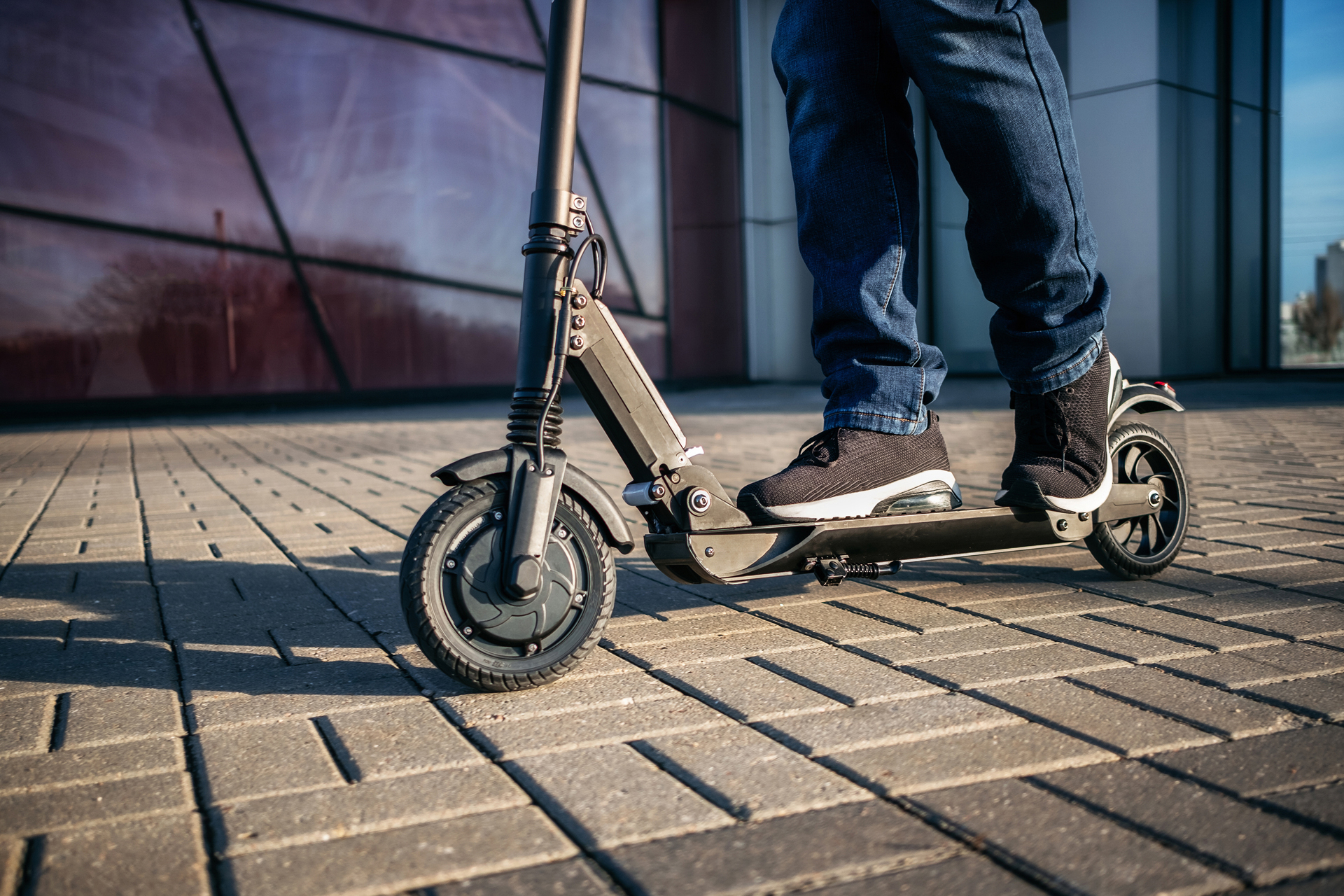 Electric scooter generic