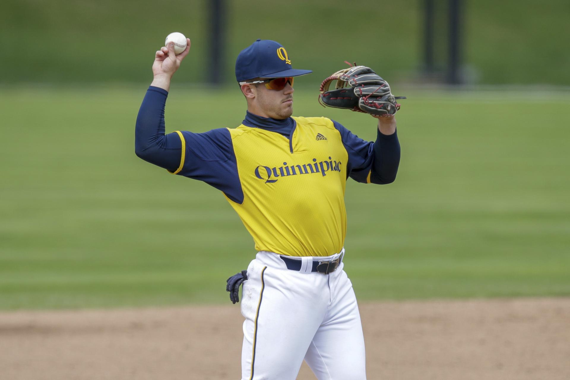 Quinnipiac Baseball Evan Vulgamore