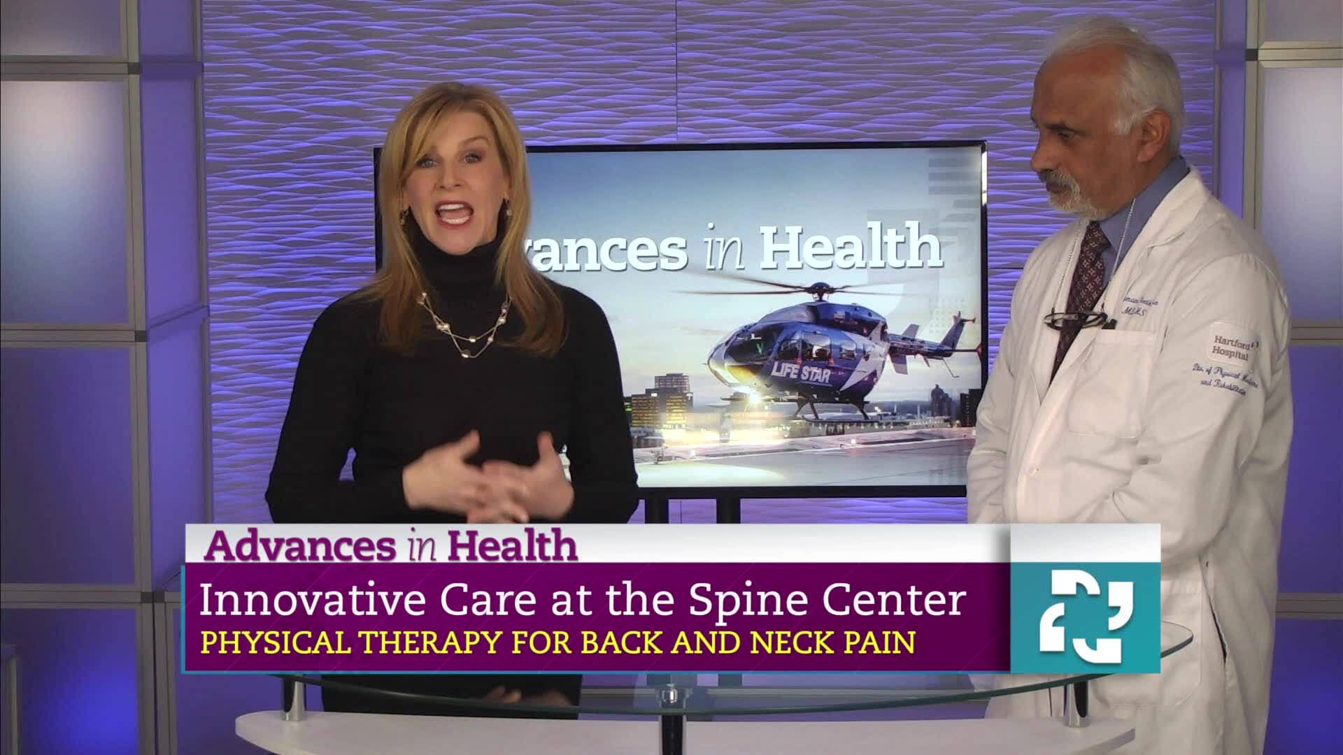 Advances in Health: Innovative Care at the Spine Center