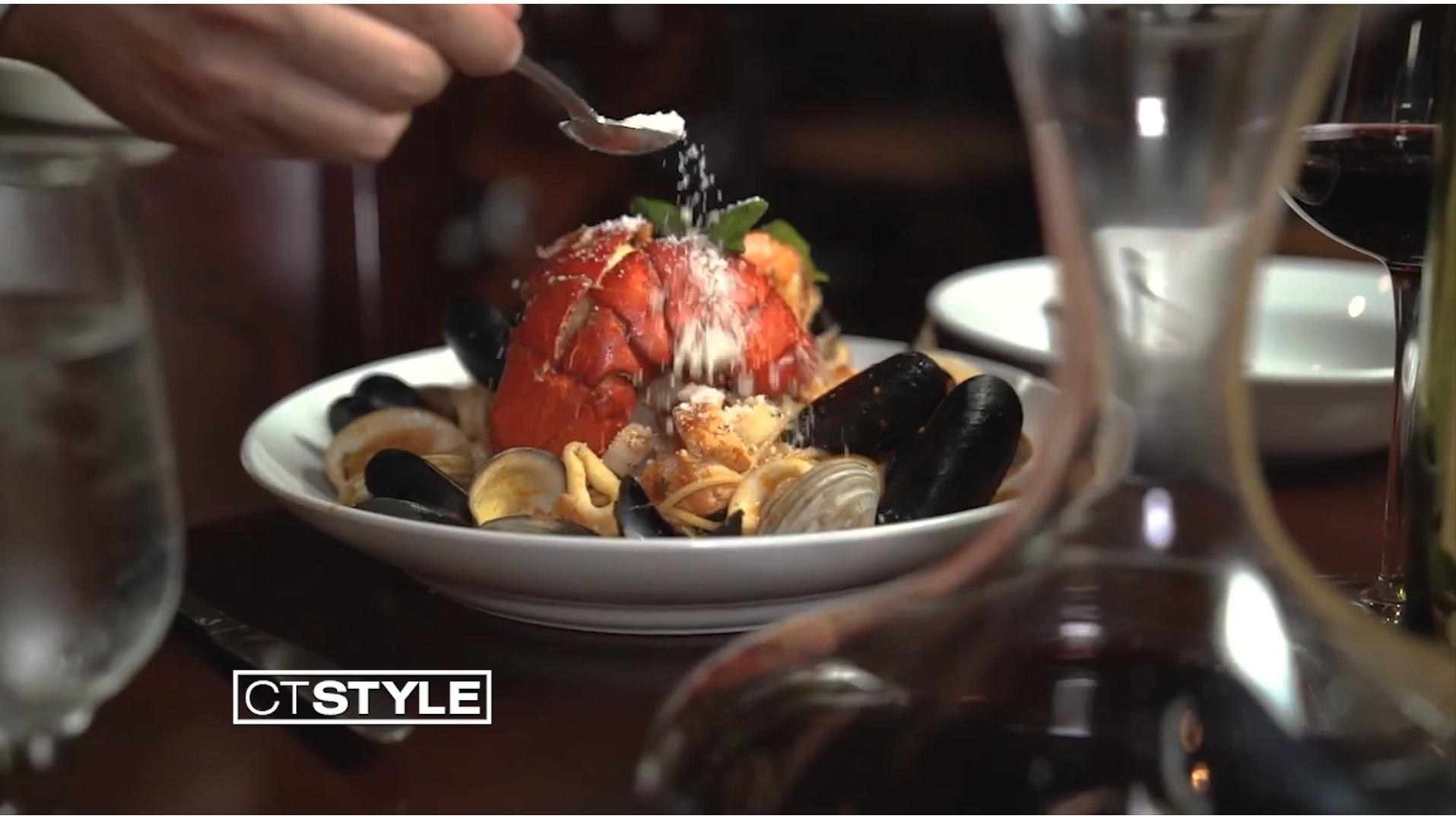 Italian Experience: La Foresta Restaurant & Wine Bar in Killingworth, CT