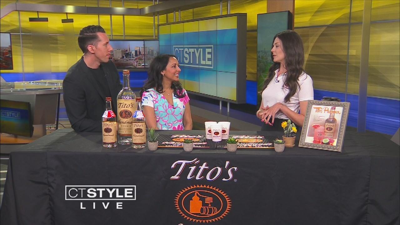 Tito's Handmade Vodka supports the Puerto Rican community