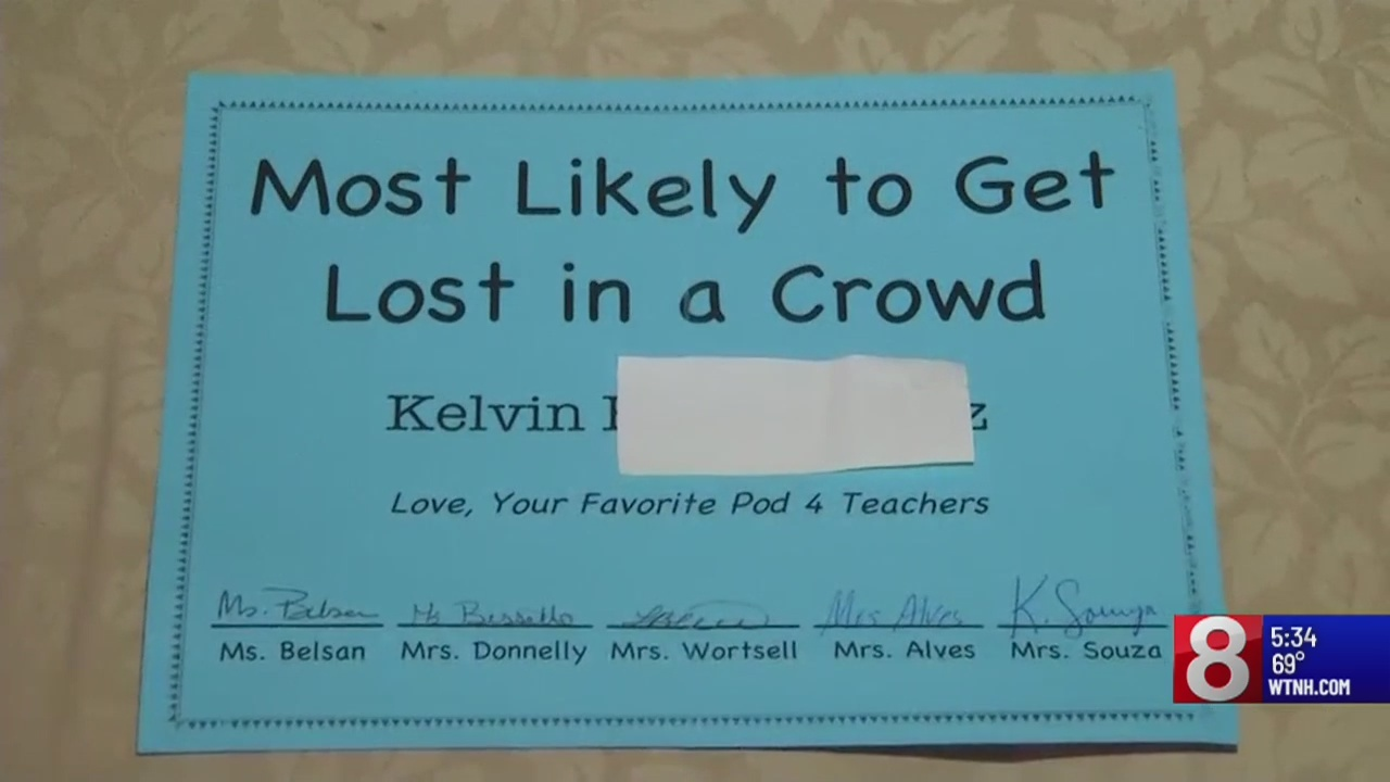 Controversial superlative given to student with autism