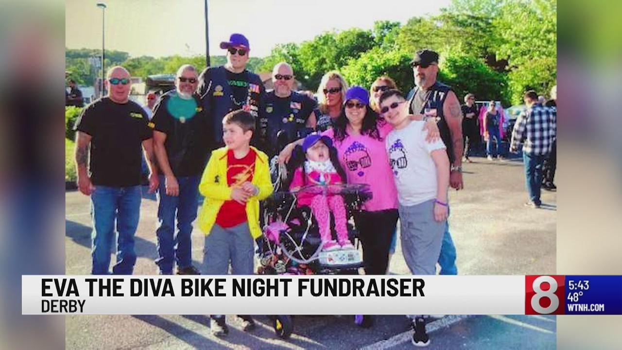 Derby hosts Eva the Diva Bike Night Fundraiser event
